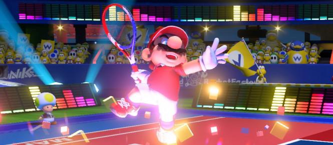 Mario Tennis Aces annoncé sur Switch