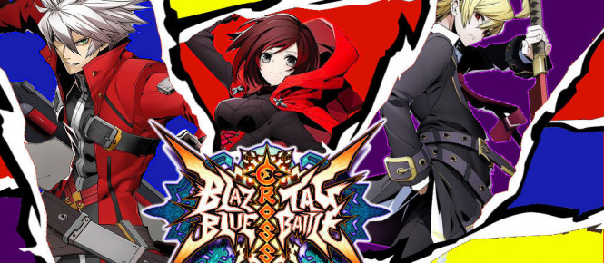 BlazBlue Cross Tag Battle se trouve une date