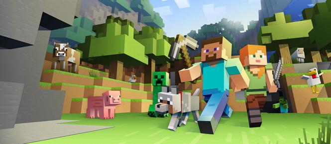 Plus de 144 millions de Minecraft