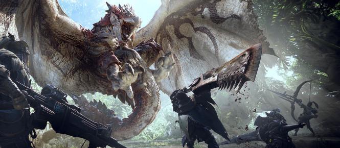 Monster Hunter World : le carton de la bêta