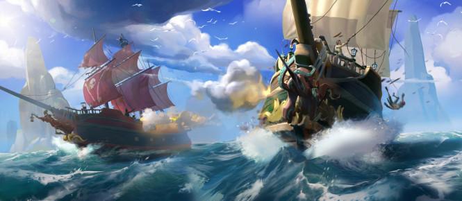 Sea of Thieves va s'attaquer au cross-platform