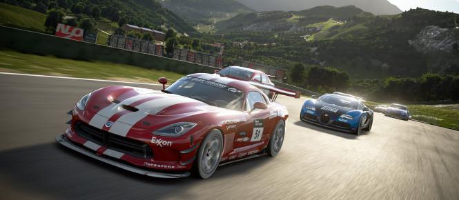 Un nouveau Gran Turismo sur les rails
