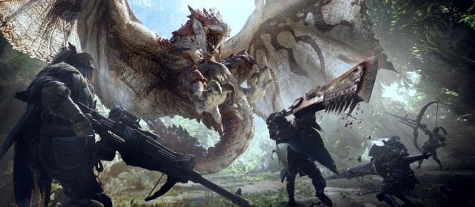 Plus de 5 millions de Monster Hunter World
