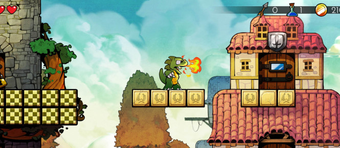 Un trailer pour la sortie physique de Wonder Boy : The Dragon's Trap