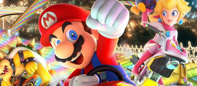 Mario Kart bientôt sur mobiles