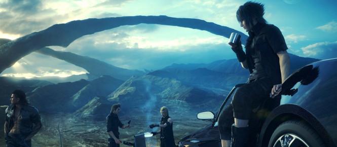 Final Fantasy XV dévoile ses configurations PC
