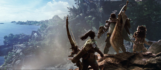 Xbox One : Monster Hunter World, jeu le plus vendu en dématérialisé