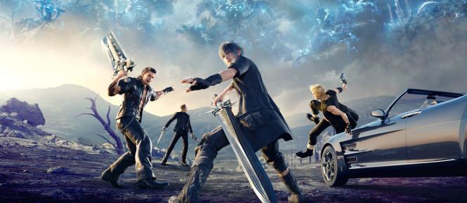 FF XV : le multi aura du cross-play PC / Xbox One