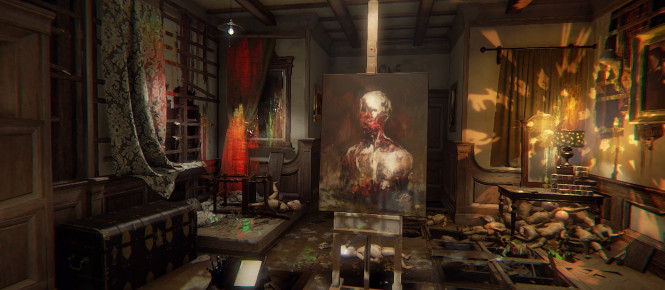 Layers of Fear Legacy prend date sur Switch