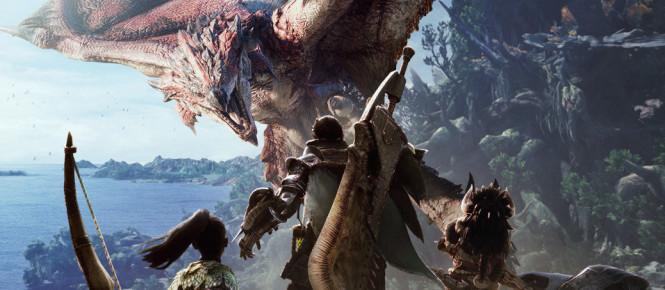 Monster Hunter World : le carton continue