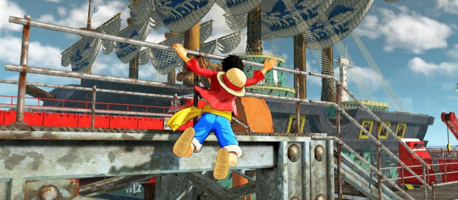 One Piece : World Seeker se montre un peu plus