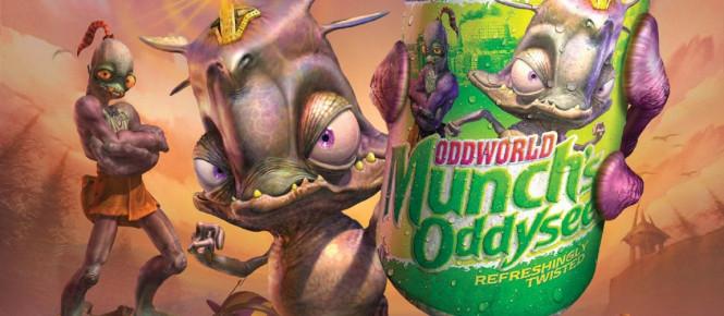Une collector sur Vita pour Oddworld : Munch's Oddysee