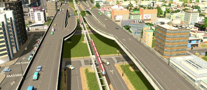 Des mods pour Cities Skylines sur Xbox One