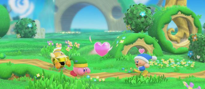 Une démo US à venir pour Kirby Star Allies