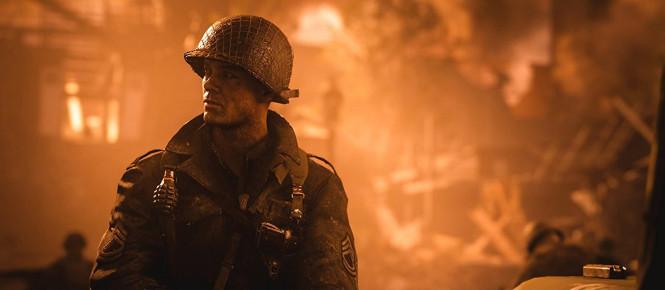 Call of Duty WWII gratuit ce week-end en multi (sur PC)
