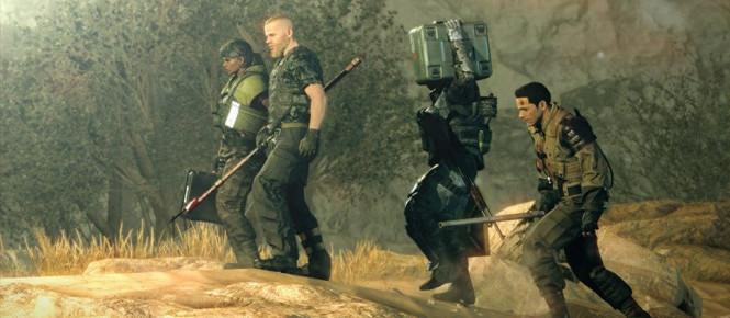 Metal Gear Survive : les conditions pour créer un second personnage