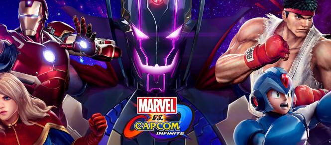 PS4 : trois jours gratuits pour Marvel vs Capcom Infinite