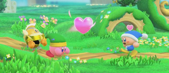 Kirby : Star Allies se montre en deux trailers
