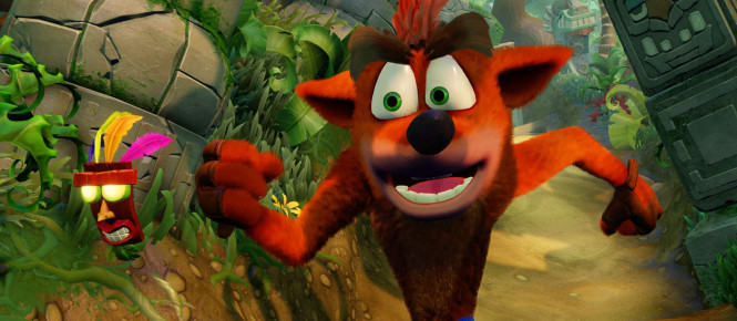 Crash Bandicoot : N. Sane Trilogy aussi sur PC, Xbox One et Switch