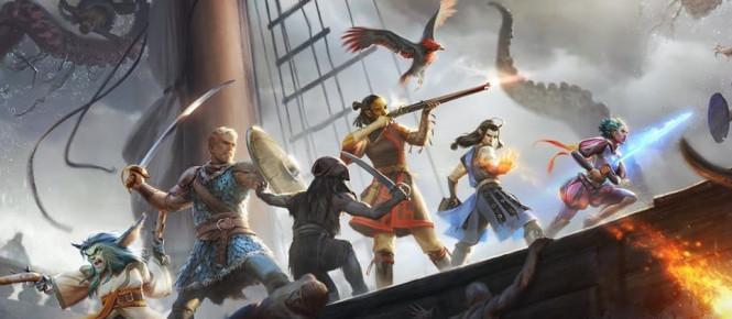 Un report pour Pillars of Eternity II Deadfire