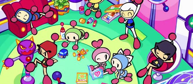Super Bomberman R sortira sur PS4 et Xbox One