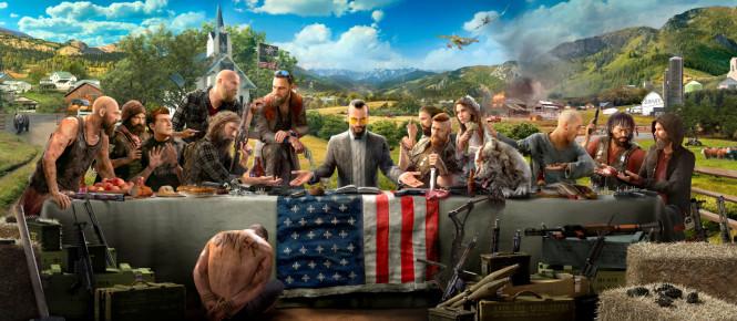 Des micro-transactions dans Far Cry 5