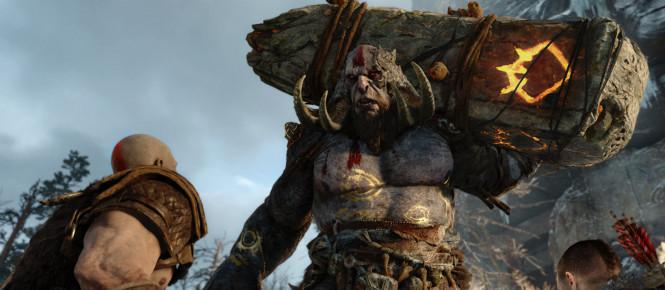 De nouvelles images pour God of War