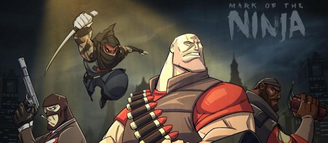 Mark of the Ninja : un remaster sur Switch