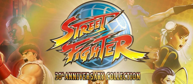 Une date pour Street Fighter 30th Anniversary Collection