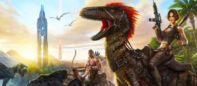 Ark Survival Evolved sortira sur Switch