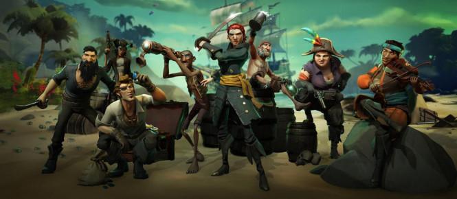 Déjà un million de joueurs pour Sea of Thieves (et des serveurs qui souffrent)