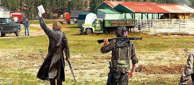 Far Cry 5 : un trailer pour la sortie