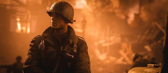 PS4 : Call of Duty WWII date son second DLC