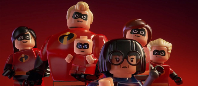 LEGO Les Indestructibles officialisé