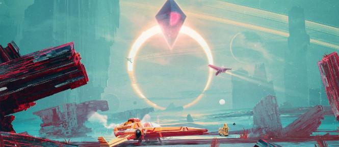 No Man's Sky : une mise à jour et une version Xbox One