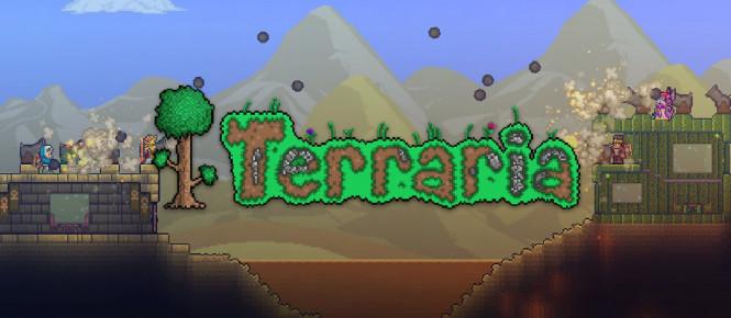 Terraria est toujours en développement sur Switch