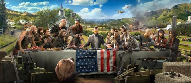 Far Cry 5 : gros démarrage au Royaume-Uni