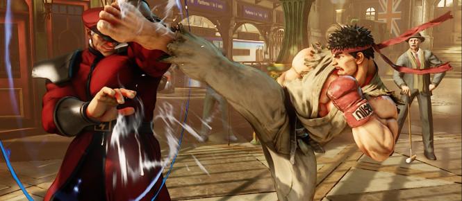 Street Fighter V va (encore) se rééquilibrer