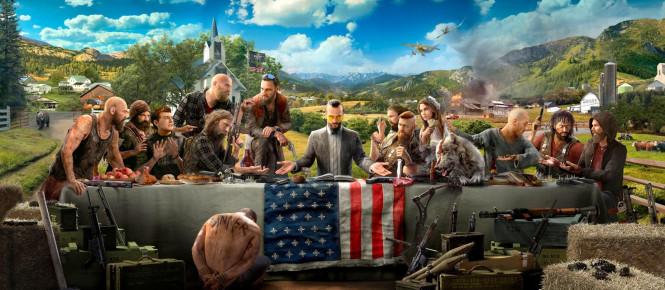 Far Cry 5 se porte bien, merci