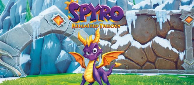 Spyro Reignited Trilogy officiellement annoncé (avec un trailer)