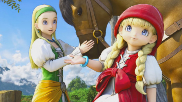 Dragon Quest XI : du retard sur Switch