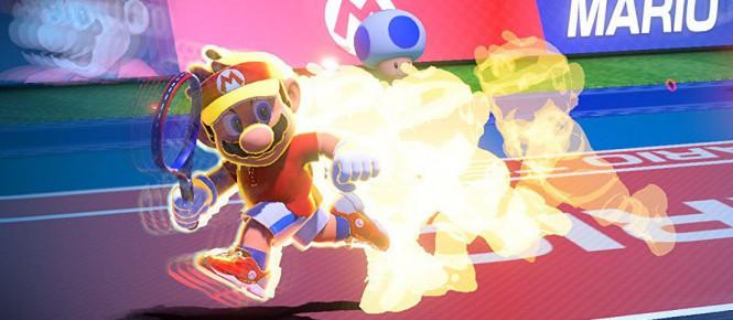 Mario Tennis Aces : de nouvelles images