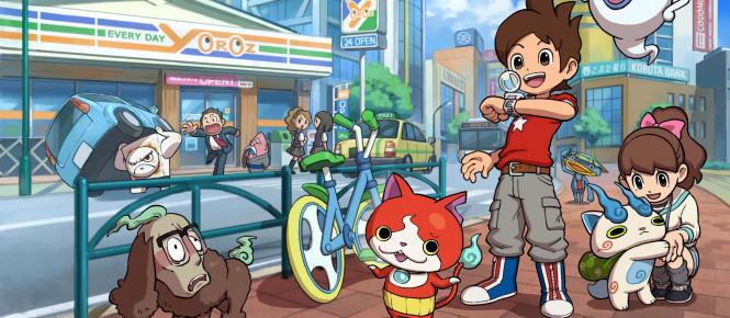 Yo-Kai Watch : un opus Switch au Japon