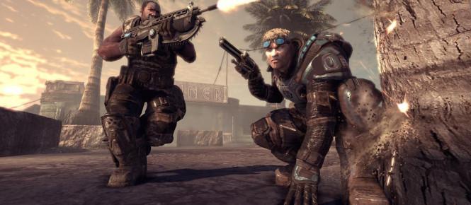 Les DLC de Gears of War 2 deviennent gratuits