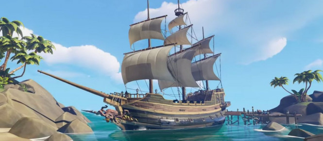 Sea of Thieves dévoile son planning 2018