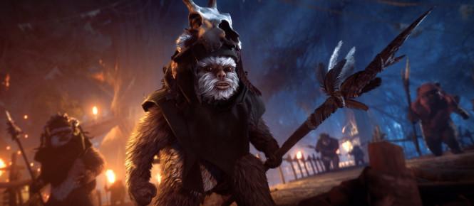 Battlefront II : les Ewoks arrivent