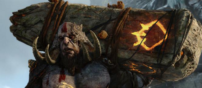 God of War : détails concernant le pré-chargement