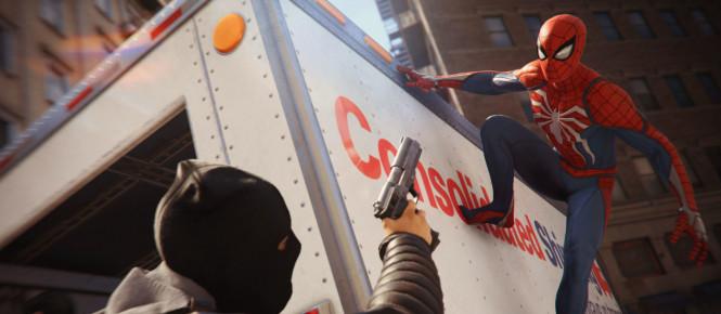 Spider-Man : une nouvelle fournée d'images