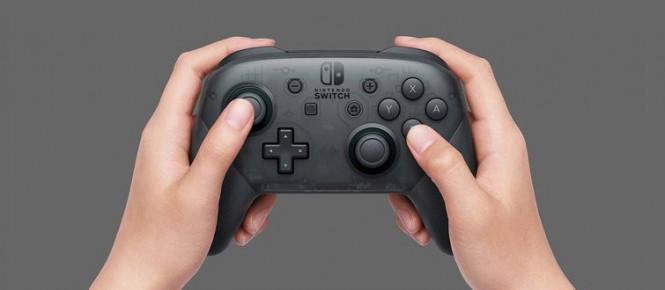 Le Pro Controller de la Switch désormais compatible Steam