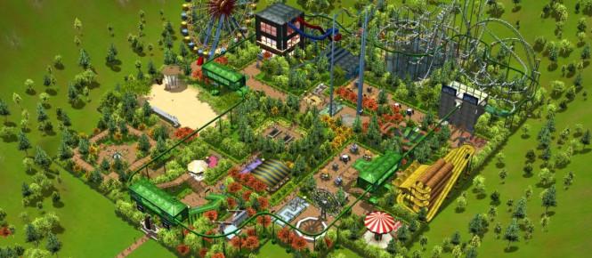 RollerCoaster Tycoon 3 retiré de Steam et GOG